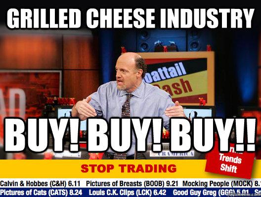 Cramer Buy Buy Buy