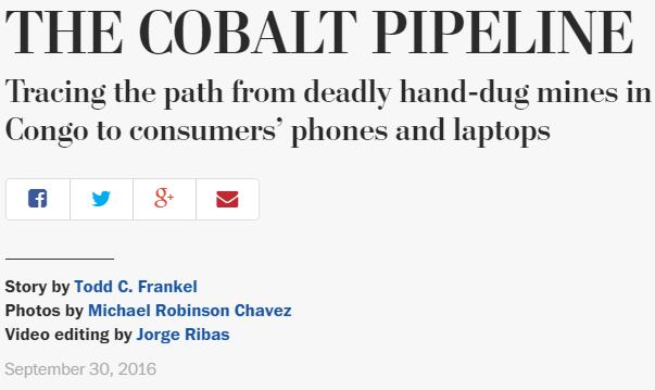 cobalt pipeline